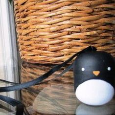 Kinder egg craft idea. Cute!