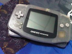 Game Boy Advance (ゲームボーイアドバンス Gēmu Bōi Adobansu)