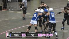 You Should Be Watching More Roller Derby Footage — So I'm just going to watch this on repeat for the...