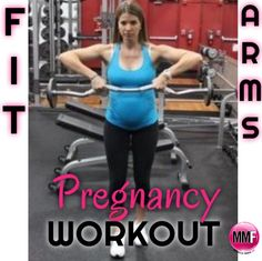 Great pregnancy workout to tone the arms.  Its possible to have a fit pregnancy.  This fit arms pregnancy workout can even be done from home.    https://michellemariefit.publishpath.com/fit-arms-pregnancy-workout
