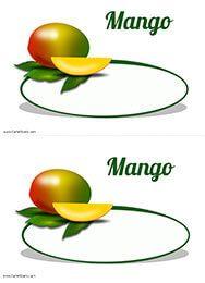 Cartel Precio mango. Encuentra más carteles en el blog. Mango, Plastic Cutting Board, Kitchen, Blog, Ideas, Cherries, Fruits And Vegetables, Orange, Deserts
