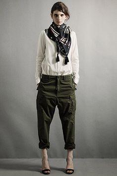 【ELLE SHOP】【予約販売】M65カーゴパンツカーキ|ザ リラクス(THE RERACS)|ファッション通販 エル・ショップ