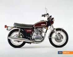 1973 Yamaha TX 650
