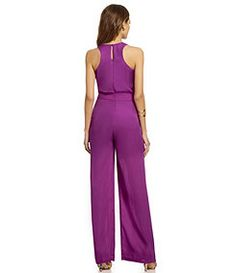 Gianni Bini Fan Fav Logan Jumpsuit