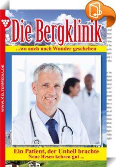 Die Bergklinik 8 - Arztroman    :  Die Arztromane der Reihe Die Bergklinik schlagen eine Brücke vom gängigen Arzt- zum Heimatroman und bescheren dem Leser spannende, romantische, oft anrührende Lese-Erlebnisse. Die bestens ausgestattete Bergklinik im Werdenfelser Land ist so etwas wie ein Geheimtipp: sogar aus Garmisch und den Kliniken anderer großer Städte kommen Anfragen, ob dieser oder jener Patient überstellt werden dürfe.  Bambi Auerbach war wie erstarrt. Sie sah nicht mehr ihren ...
