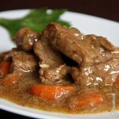 Carne en salsa de la abuela