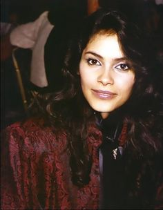 "Denise Katrina Matthews (born January 4, 1959) formerly known as Vanity ... ""When I came to the Lord Jesus Christ, I threw out about 1,000 tapes of mine — every interview, every tape, every video. Everything."" nnnNNNOOO! :-O (Photo enhanced and restored by Modernaire 2015!)"