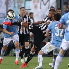 Arturo #Vidal in azione
