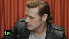| 14 Devastatingly Sexy Sam Heughan GIFs That Might Just Turn You Into an Outlander Fan | POPSUGAR Celebrity Photo 9