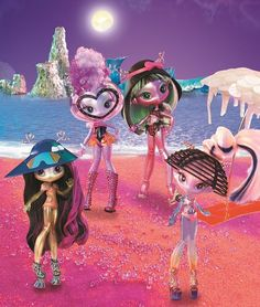 Novi Stars Orbit Beach, I luv this pic SOOO much... I'm going to try and get the set!