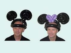 Balloon-O-Therapy Twisting Balloons with FewDoIt: Hat Mickey Mouse or Minnie Mouse Balloon Twisting