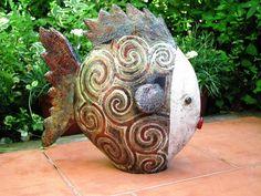 Risultati immagini per ceramica raku d'artista