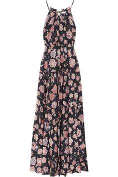 ETOILE ISABEL MARANT  Jill floral-print cotton-blend maxi dress