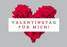 Die besten Valentinsideen fürs eigene Ich. So beschenkst Du Dich am 14. Februar!