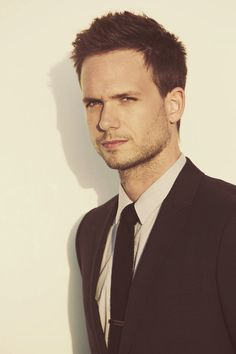 Patrick J Adams. I first saw him in 'Old School' (2003) he only had a small role and he hadn't been in many films/shows back then, but I thought he was funny and cute. I'm so happy that he's now getting recognition, and is staring in a great show 'Suits'. Love that show!