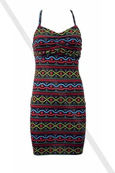 http://www.fashions-first.co.uk/women/dresses/tribal-print-ruched-bust-cross-back-mini-dress-k2085.html Fashions-First one of the famous online wholesaler of fashion cloths, urban cloths, accessories, men's fashion cloths, bag's, shoes, jewellery. Products are regularly updated. So please visit and get the product you like. #Fashion #Women #dress #top #jeans #leggings #jacket #cardigan #sweater #summer #autumn #pullover #bags #handbags #shoe  Tribal Print Ruched Bust Cross Back Mini Dress…
