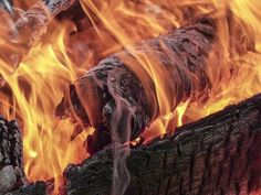 Weather Folklore: Burning wood pops more before rain or snow!