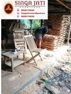 Kursi-Lipat-Pantai-Kayu-Jati-Murah Outdoor Furniture Sets, Outdoor Decor, Online Furniture, Interior, Home Decor, Indoor, Interiors, Interior Design, Home Interior Design