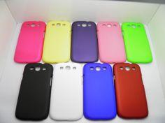 9 color plastic phone case fr Samsung
