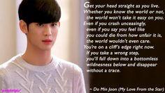 Kim min joon dating quotes