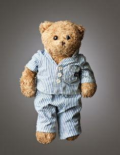 Mark Nixon's Photographs Of Vintage Teddy Bears