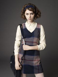 Richard Nicoll's Laurel Wreath Collection for Fred Perry _ A/W 11-12