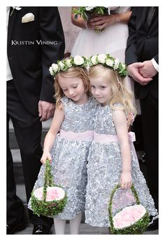 such #floral #flower #girls ace Ritz-Carlton-Wedding-Charlotte_Kristin-Vining-Photography_00026