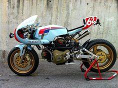 Radical Ducati Pantah