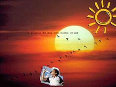 calor el tiempo