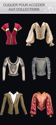 Exposition - Collection Noureev espace permanent rudolf noureev - centre national du costume de scène