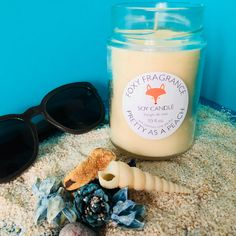 Shop our summer sale! Buy get 1 free on 4 oz and 10 oz handmade soy candles! Sale on through August Soy Candles, Summer Sale, Lemonade, Handmade, Free, Shopping, Candle, Hand Made, Handarbeit