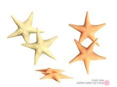 DOT's Coast Starfish Table Top Mesh