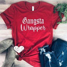 Winter Shirts, Funny Christmas Shirts, Christmas Pajamas, Diy Shirt, Personalized T Shirts, Halloween Shirt, Cute Shirts, Diy Clothes, Girls