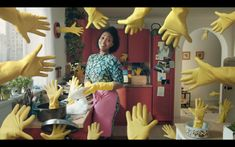 To recognise people's hatred for washing up by hand, Wieden+Kennedy London created ironic musical I Love Doing Dishes! for Finish's latest global advertising campaign. Time Based Art, Studio Loft, Creativity Online, Production Company, Production Assistant, Little Black Books, Tv Ads, Washing Dishes, Video Film