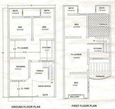 30x45 house plan house plan Pinterest