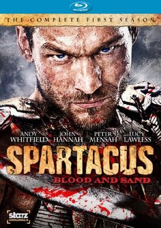 Spartacus: Blood and Sand - The Complete First Season [Blu-ray] $35.49