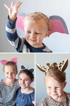 Free Printable Animal Ears with Animal Jam - Paging Supermom