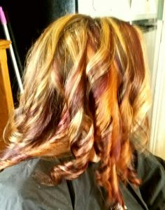 Shana ' s Color by Cristine