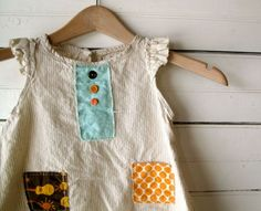 Sunshine Tunic -via Etsy.
