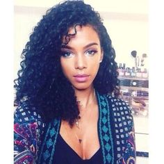 If it wasn't for her YouTube channel, idk what my curly hair would look like!! (Sunkissed Alba)
