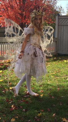 Costume Halloween, Tooth Fairy Halloween, Tooth Fairy Costumes, Fairy Costume Diy, Fairy Tale Costumes, Diy Costumes, Costume Ideas, Tooth Fairy Certificate, Evil Fairy