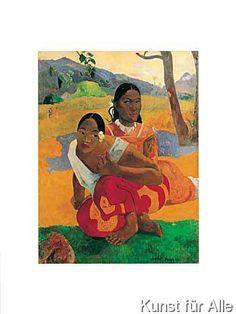 Paul Gauguin - Wann heiratest Du?