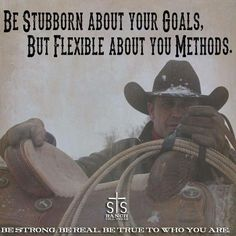 Are you stubborn about your goals? What is your why?