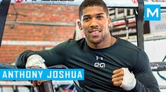 Anthony Joshua Boxing Training Highlights | Muscle Madness