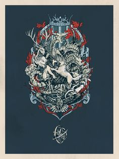 Awesome You Win or You Die: Game of Thrones fan art poster by shobey1kanoby