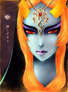 Midna is best princess. I should do a fanart if her and Luna. You know, the other best princess
