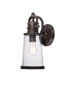 Quoizel SDN8407 Steadman 1 Light Outdoor Wall Light