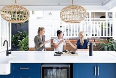 Renovations, New Builds and Interiors on the Northern Beaches of Sydney — Heliconia Boutique Interior, A Boutique, Friday Happy Hour, Granny Flat, Coastal Homes, New Builds, Beautiful Space, Kitchen Design, Kitchen Ideas