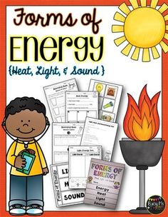 Forms of energy unit by Busy Me Plus 3. $4.00 TPT.
