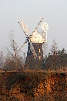 Barrowden Windmill near Barrowden A picture of: Barrowden, Rutland
